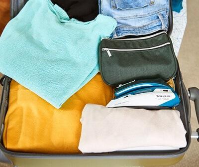 Plancha maleta Taurus Easy Travel